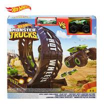 Hot Wheels Monster Trucks Epic Loop Challenge รางตีลังกา รถฮอตวีล มอนสเตอร์ทรักส์ GKY00