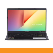 ASUS D413IA-EB249TS NOTEBOOK R5-4500U/DDR4 8G[ON BD.]/512G PCIE G3X2 SSD/AMD Radeon? Vega 8 Graphics/Backlit KB/Win10/FHD IPS/BACKPACK/Office H&S/INDIE BLACK by speed com