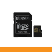 KINGSTON SDCA10/32GB CARD MICRO SD 32GB CLASS 10 UHS-I READ 90MB/WRITE 45MB (FULL HD) LIFTIME by Speed Computer