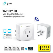 TPLINK MINI SMART WI-FI SOCKET TAPO-P100 by Speed Computer