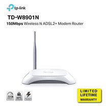 TP-LINK TD-W8901N MODEM ROUTER by Speed Computer