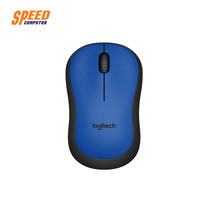 LOGITECH M221 SILENT WIRELESS MOUSE BLUE
