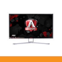 AOC MONITOR AGON AG271FZ2/67 27INCH TN 16:9 1920X1080 240Hz 0.5MS VGAX1 DVIX1 HDMIX2 DPX1 FREE-SYNC 3 YEAR by Speed Computer