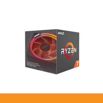 AMD CPU RYZEN 7 2700X 3.7GHZ AM4 WITH WRAITH PRISM COOLER 105W by Speed Computer