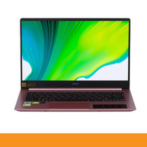 ACER SF314-57G-70CV NOTEBOOK I7-1065G7/RAM 8 GB/SSD 512GB/MX350 2GB/14 FHD IPS/WiINDOWS10/OFFICE HOME&STUDENT2019/PINK by speed com