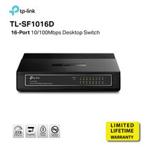 TP-LINK TL-SF1016D 16-port 10/100M mini Desktop Switch by Speed Computer