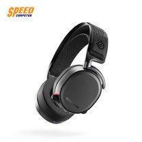 HEADSET (หูฟังไร้สาย) STEELSERIES ARCTIS PRO WIRELESS GAMING HEADSET - BLACK by Speed Computer