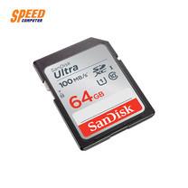 SANDISK ULTRA 64 GB CLASS 10 (SDSDUNR_064G_GN6IN)
