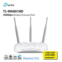 TP-LINK TL-WA901ND 450Mbps Advanced Wireless N Access Point by Speed Computer