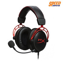 HYPERX GAMING HEADSET CLOUD ALPHA RED STEREO JACK 3.5 MM