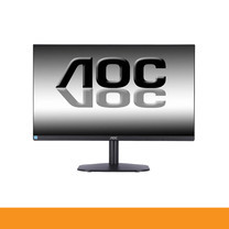AOC MONITOR 24B2XH/67 23.8 IPS 1920X1080 6MS 75Hz VGA HDMI WALL MOUNT 3YEAR by Speed Computer