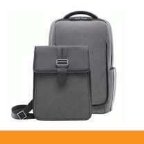 Xiaomi ZJB4118CN-U 2 in 1 Fashion Commuter Backpack by Speed Computer