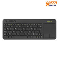 ANITECH P504 2.4GHZ WIRELESS KEYBOARD TOUCH PAD by Speed Computer
