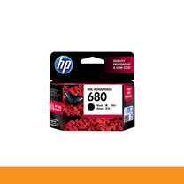 HP 680 BLACK INK AVANTAGE CARTRIDGES (F6V27AA) by Speed Computer