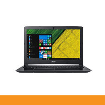 ACER A515-51G-71WF NOTEBOOK i7-8565U/RAM 8GB DDR4/HDD 1 TB/14 FHD/GeForce MX130 2GB/WINDOWS10/BLACK by speed com