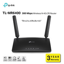 TP-LINK ARCHER TL-MR6400 N300 Wireless dual Band 4G LTE Router