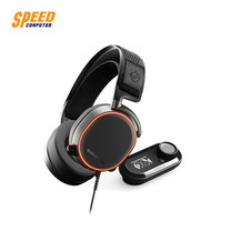 HEADSET (หูฟัง) STEELSERIES ARCTIS PRO GAMING HEADSET - BLACK + GAMEDAC by Speed Computer