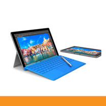 Microsoft Surface Pro 4 Notebook/2in1 128GB/M/4GB CmrEDUBndl SC Thai Thailand Hdwr Commercial AE Bundle by speed com