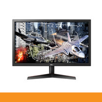 LG MONITOR 24GL600F-B 23.6TN 144Hz 1920X1080 1MS 16:9 HDMI2 DPPORT1 AUDIO OUT 3YEAR by Speed Computer