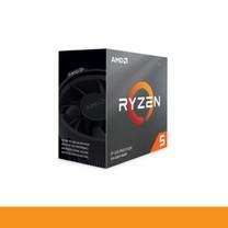 AMD CPU RYZEN 5 3600X 4.4GHz Maz Boost,3.8GHz Base AM4 by Speed Computer