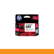 HP 680 TRI COLOR INK ADVANTAGE CARIDGES (F6V26AA) by speed com