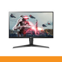 LG MONITOR 27GL650F-B 27INCH 144Hz IPS 1920x1080 16:9 400 cd/m2 HDMI2 DPPORT1 AUDIO1 BLACK 3YEAR by Speed Computer