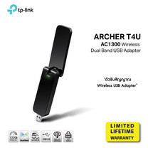 TP-LINK ARCHER T4U AC1300 Dual Band Wireless USB Adapter by Speed Computer