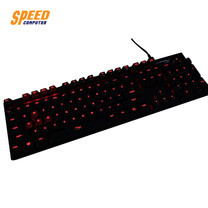 HYPERX GAMING KEYBOARD ALLOY FPS RED LED CHREEY BROWN SW US by Speed Computer