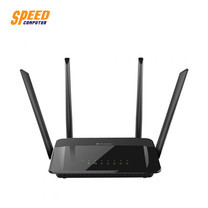 D-LINK DIR-822 Amplifi Wireless AC1200 Dual Band Router w/ High-Gain Antennas / speeds of up to 300Mbps (2.4GHz) + 867Mbps (5GHz)  มี 4 เสา by Speed Computer