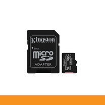 KINGSTON SDCS2 512GB MICRO SD CARD CANVAS SELECT PLUS C10 100MB/S READ by Speed Computer