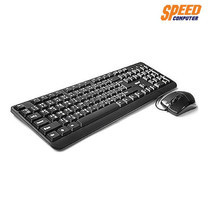 OKER KB-3189 USB MOUSE/KEYBOARD BLACK by Speed Computer