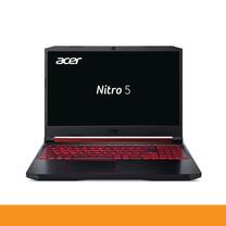ACER AN515-54-72LW NOTEBOOK i7-9750H/RAM 8GB/HDD 1 TB+256 GB SSD PCIe/GEFORCE GTX1650 4 GB/15.6 FHD/WINDOWS10/BLACK by Speed Computer