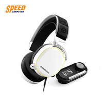 HEADSET (หูฟัง) STEELSERIES ARCTIS PRO GAMING HEADSET- WHITE + GAMEDAC by Speed Computer