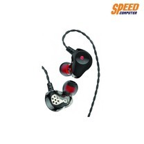 ANITECH EP26 STEREO EARPHONE DUAL DRIVER WITH MIC RD by Speed Computer