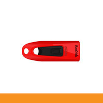 SANDISK SDCZ48_032G_U46R FLASHDRIVE 32GB USB3.0 RED by Speed Computer