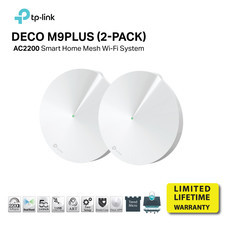 TP-LINK DECO M9 PLUS ROUTER by speed com