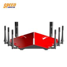 D-LINK DIR-895L Wireless AC5300 Triband Gigabit Cloud Router (1,000 Mbps in 2.4GHz + 2,166 Mbps in 5GHz + 2,166 Mbps in 5GHz) by Speed Computer