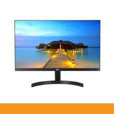LG-24MK600M-B MONITOR 23.8 IPS 1920 x 1080 75Hz 5 ms 250cd/m2 (Typ.) 200cd/m2 (Min.) 1000:1 PORT AUDIO / VGA / HDMI by Speed Computer