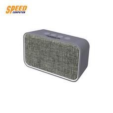 SPEAKER BLUETOOTH (ลำโพงบลูทูธ) ANITECH V401 BLUETOOTH SPEAKER GY by Speed Computer