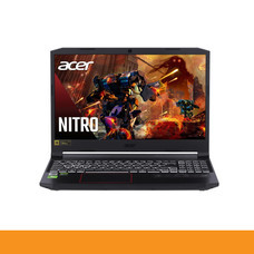 ACER AN515-55-52HQ NOTEBOOK I5-10300H/RAM 16GB DDR4/512 GB PCIe NVMe M.2 SSD/GTX1650TI 4 GB/15.6 FHD 144Hz/WINDOWS 10 by Speed Computer