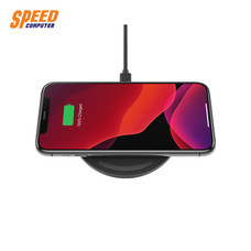 BOOST↑CHARGE™ Wireless Charging Pad 15W with QC3.0 USB Wall Charger and 4 Feet Micro-USB Cable