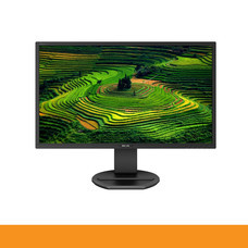 PHILIPS MONITOR 271B8QJEB IPS 27INCH 1920X1080 1000;1 16:9 60Hz 5MS VGA HDMI DP PORT 3 YEAR by Speed Computer