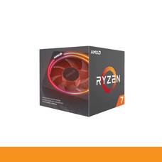 AMD CPU RYZEN 7 2700X 3.7GHZ AM4 WITH WRAITH PRISM COOLER 105W by Speed Computer
