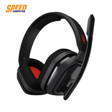 LOGITECH GAMING HEADSET ASTRO A10 GREY/RED by Speed Computer