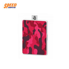 SEAGATE HARDDISK EXTERNAL STJE500405 SSD ONE TOUCH SPECIAL EDITION RED