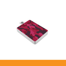 SEAGATE HARDDISK EXTERNAL STJE500405 SSD ONE TOUCH SPECIAL EDITION RED 3YEAR by Speed Computer
