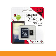 KINGSTON SDC/256G CARD MICRO SD 256GB CLASS10 SDXC 80 MB. LIFTIME by Speed Computer