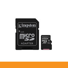 KINGSTON SDCS/256GB CARD MICRO SD 256GB CLASS10 80MB. LIFETIME by Speed Computer