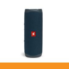 JBL FLIP5 Speaker Bluetooth 12 Hours of Playtime IPX7 Waterproof - Blue by Speed Computer