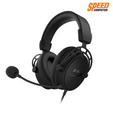 HYPERX GAMING HEADSET CLOUD ALPHA S BLACK by Speed Computer